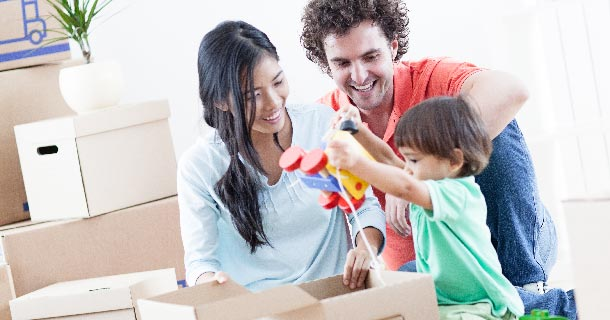 Moving Home Mortgage